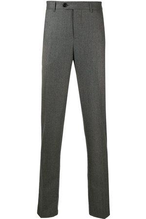 Brunello Cucinelli Men Formal Pants - Tailored wool trousers - Grey