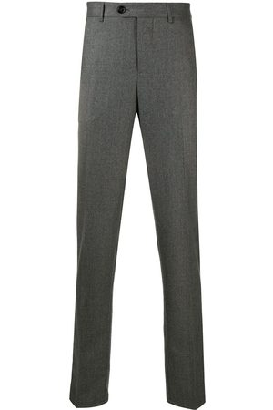 Brunello Cucinelli Tailored wool trousers - Grey