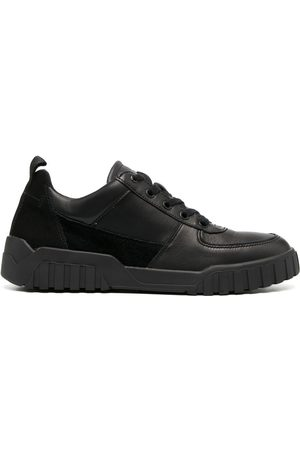 Diesel Monochrome low-top sneakers