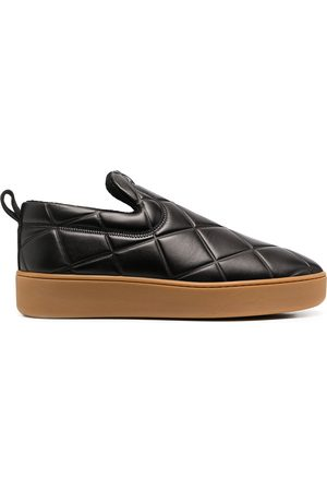 Bottega Veneta BV Quilt slip-on sneakers