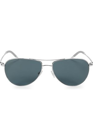 Oliver Peoples Women's Benedict 59MM Polarized Aviator Sunglasses
