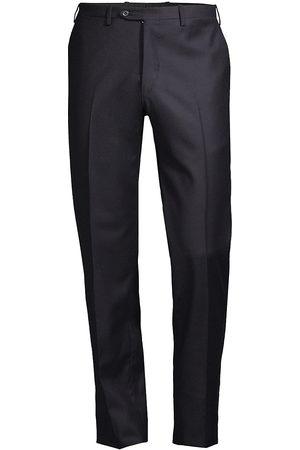 Kiton Men's Flat-Front Wool Trousers - - Size 50 (34)