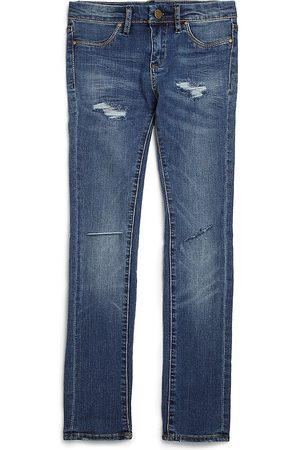 BLANK NYC Girl's Distressed Slim Jeans