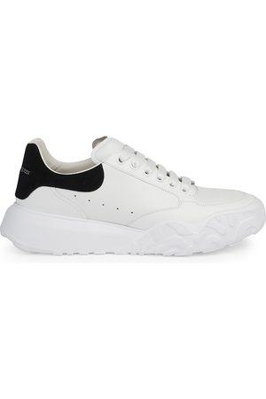 Alexander McQueen Men's Men's Oversized Leather Platform Sneakers - - Size 45.5 (12.5)