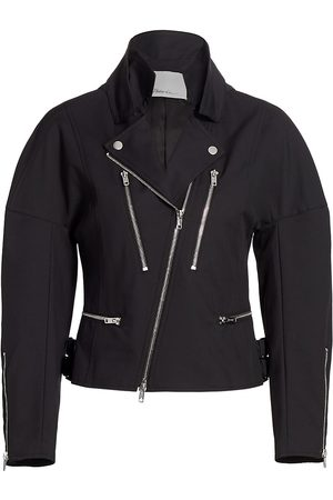 3.1 Phillip Lim Women's Biker Jacket - - Size 2