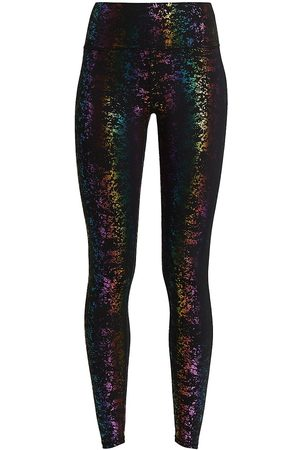 Terez Women's Core Foil Legging - - Size XS
