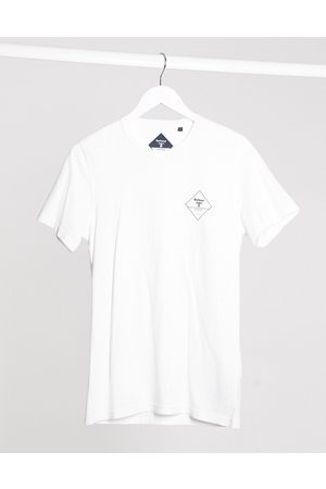 Barbour Beacon Diamond logo t-shirt in