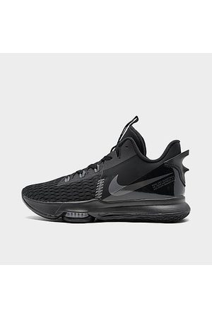Nike Men Basketball - Men's LeBron Witness 5 Basketball Shoes Size 10.5