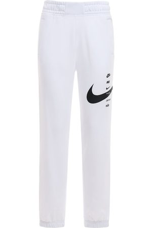 Nike Women Sweatpants - Swoosh Print Sweatpants