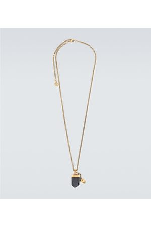 Alexander McQueen Sautoir chain necklace