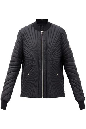 Moncler + Rick Owens Radiance Logo-patch Quilted Down Shell Jacket - Womens