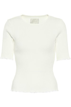 Citizens of Humanity Annie ribbed cotton T-shirt