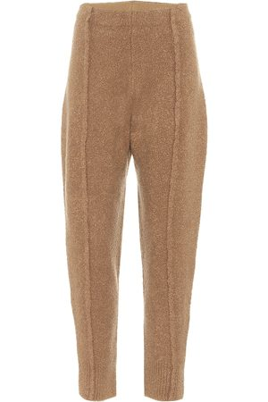 The Row Amabel cashmere-blend pants