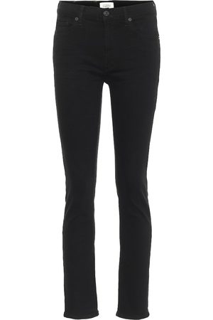 Citizens of Humanity Skylar mid-rise slim jeans