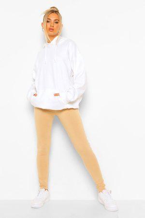 Boohoo Womens Side Stripe Basic Jersey Legging - - 2