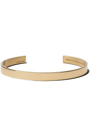 Le Gramme 18kt polished 21 Grams Ribbon cuff