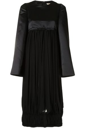 Comme des Garçons Women Casual Dresses - Oversized panelled midi dress