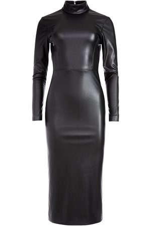 ALICE+OLIVIA Delora fitted dress