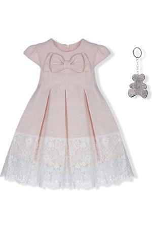Lapin House Lace hem dress
