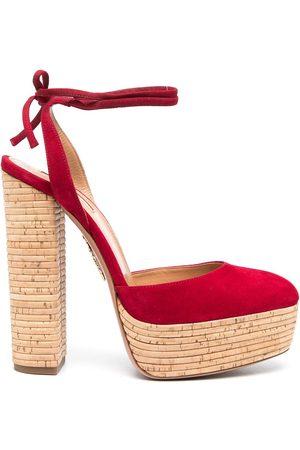 Aquazzura Women Sandals - Penelope Plateau 140mm sandals