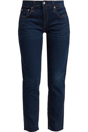 RAG&BONE Women's Dre Low-Rise Slim Boyfriend Jeans - - Size 24 (0)