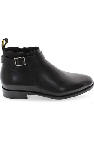 Doucal's Men's Leather Chelsea Boots - - Size 42.5 (9.5)