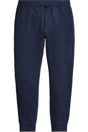 Ralph Lauren Men Sweatpants - Men's Madison Joggers - Navy - Size XL