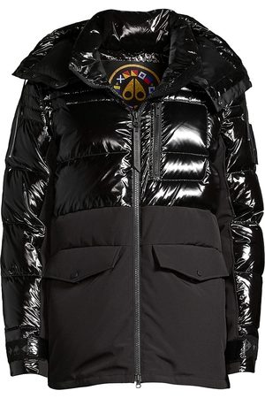 Moose Knuckles Men's Dungald Quilted Down Puff Jacket - - Size XXL