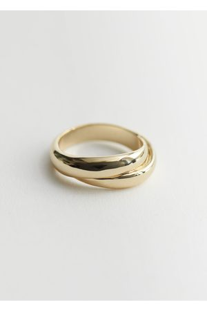 & OTHER STORIES Twist Finish Ring