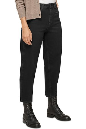 Whistles High Waist Barrel Jeans in
