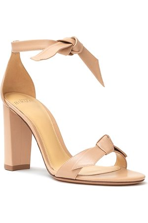 ALEXANDRE BIRMAN Women's Clarita Ankle Tie High Heel Sandals