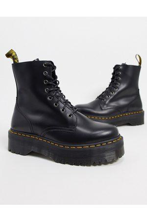 Dr. Martens Jadon 8-eye platform boots in