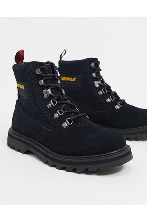 Caterpillar Erpillar graviton hiker boots in leather