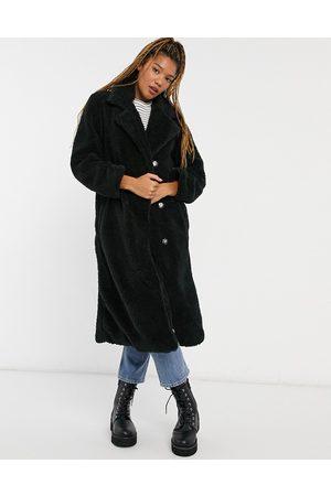 Brave Soul Tasmin teddy coat in
