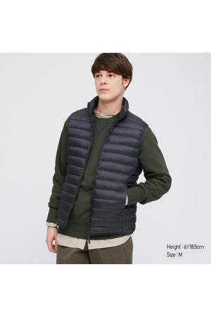 UNIQLO Men's Ultra Light Down Puffer Vest, , XXS