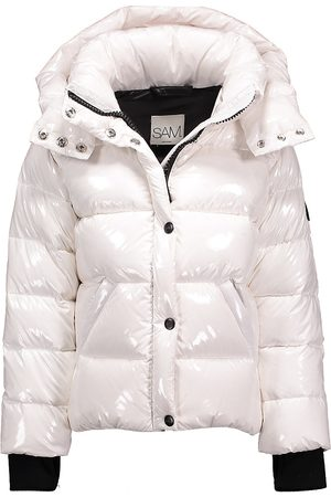 SAM. Girls Puffer Jackets - Girl's Annabelle Down Puffer Jacket - - Size 8