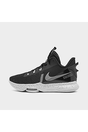 Nike Men's LeBron Witness 5 Basketball Shoes in Size 13.0