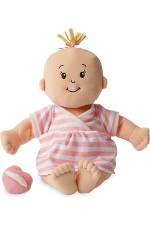 Manhattan Toy Baby Stella Peach Soft Nurturing First Baby Doll - Ages 12 Months+