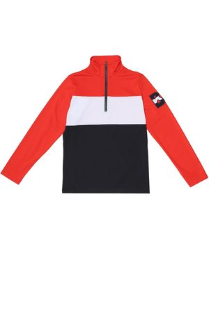 Bogner Balu stretch-jersey ski top