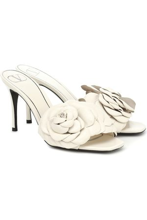 VALENTINO GARAVANI Atelier 03 Rose leather sandals