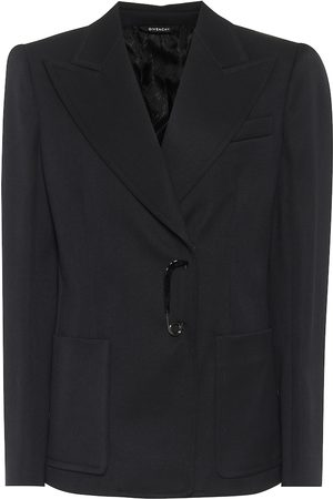Givenchy Wool-blend twill blazer