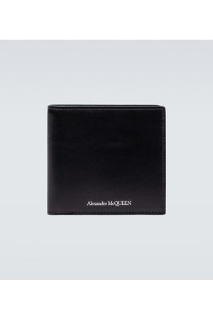 Alexander McQueen Bifold leather wallet