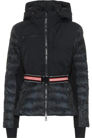 Erin Snow Kat hooded ski jacket