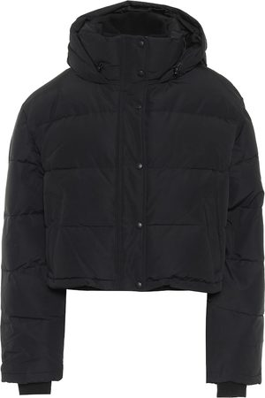 WARDROBE.NYC Release 03 cropped down jacket