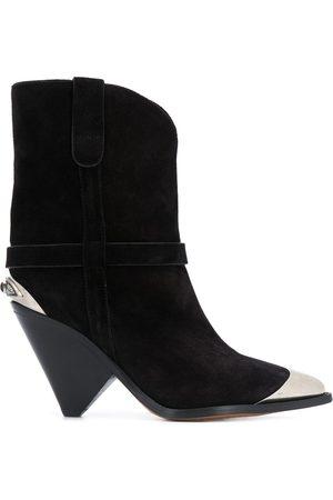 Isabel Marant Lamsy cowboy boots