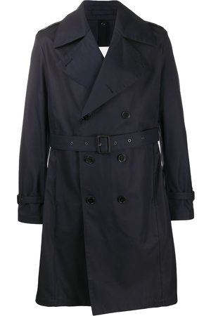 MACKINTOSH ST ANDREWS belted trench coat