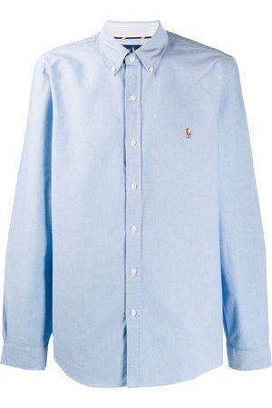 Polo Ralph Lauren Logo long-sleeve shirt