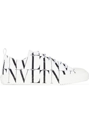 VALENTINO VLTN Times low-top sneakers