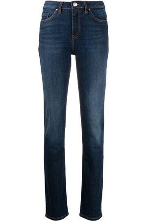Tommy Hilfiger High-rise slim-fit jeans