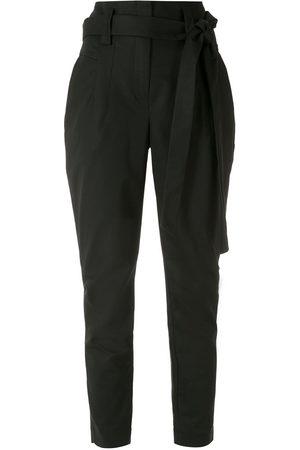 MARTHA MEDEIROS High rise skinny trousers